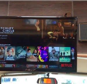 Para ver Netflix